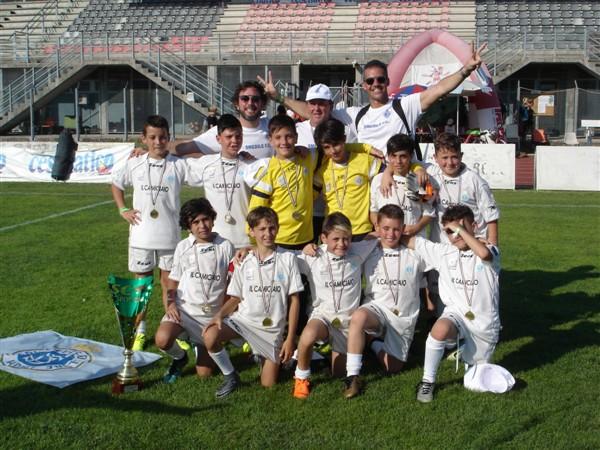 Pulcini 2008 : 12°Italy Cup Cervia 2018