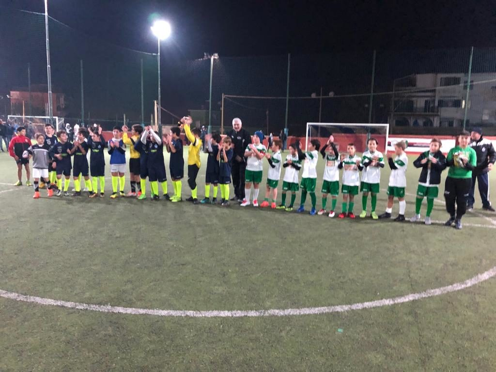 Smedile FC 2008 vs Real Agnano
