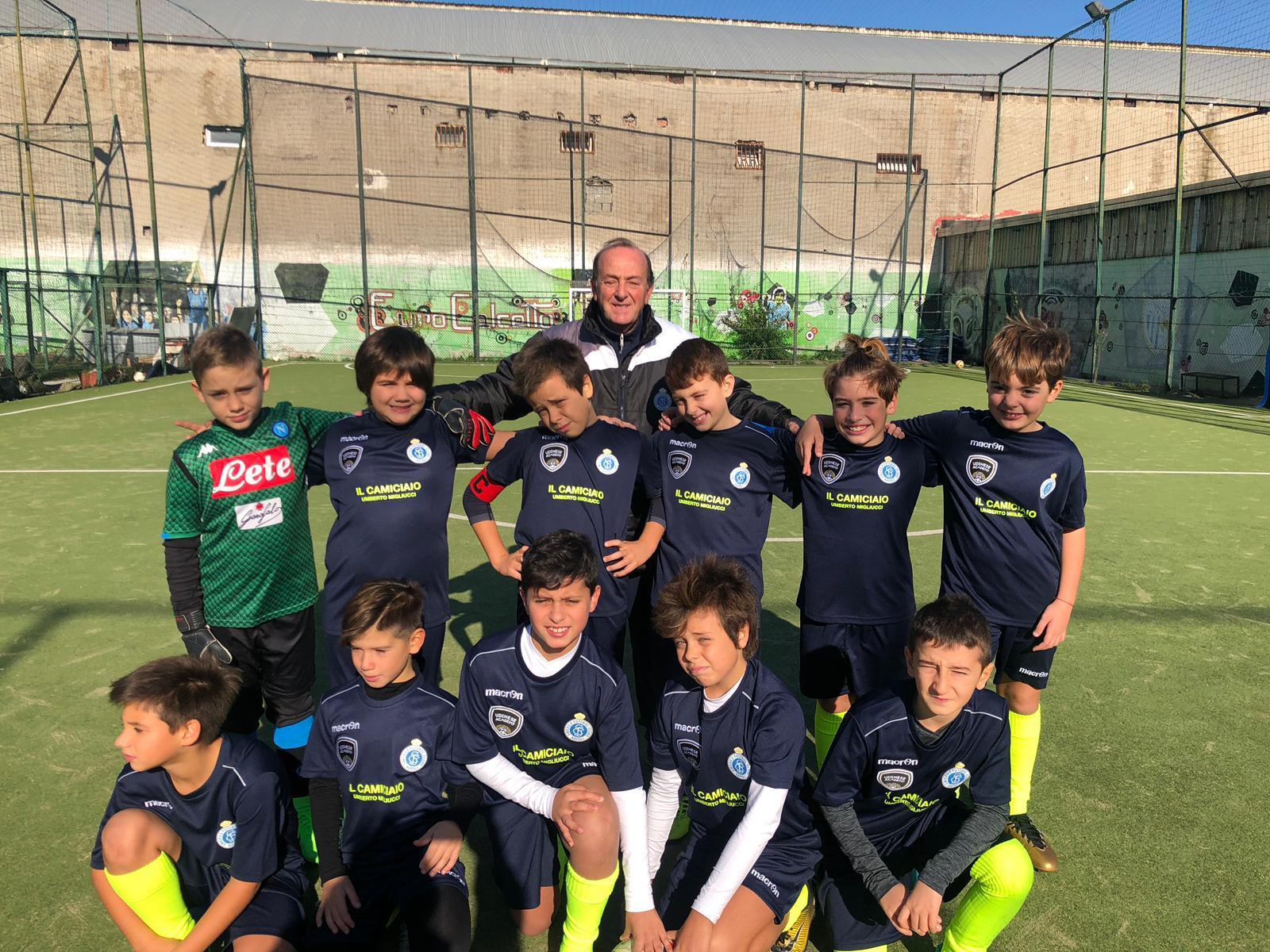 Leoncini 2009 Smedile Fc Napoli