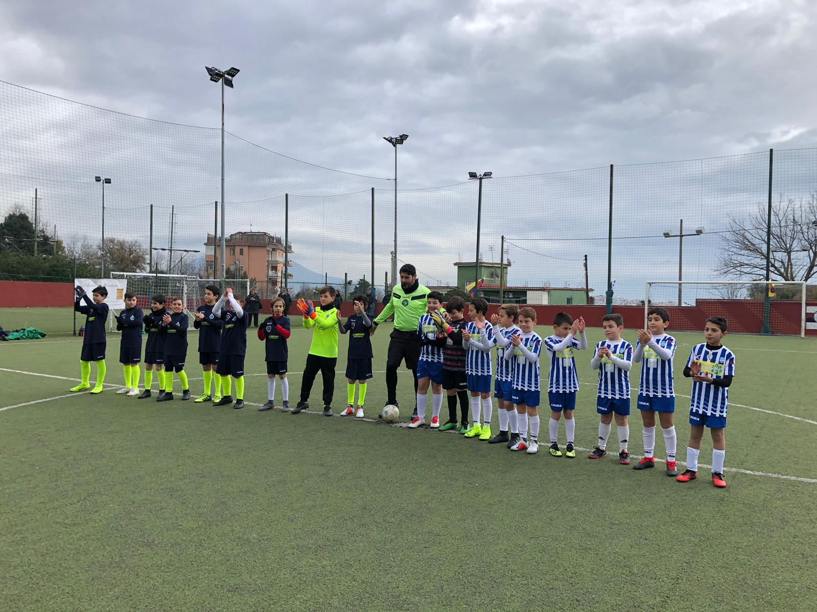 Ripresa Junior League e Figc