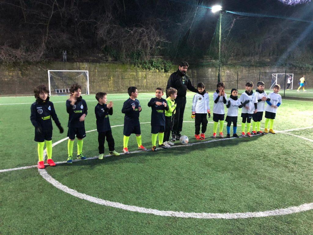 Primo derby 2010 – 2011 Uisp Junior